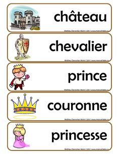 Mots étiquettes sur le thème du Moyen Âge – Rapido-Présco