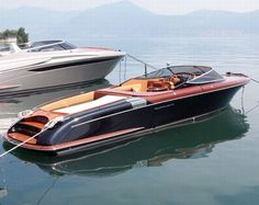 Riva Boatyard Manufactures Luxurious Boats