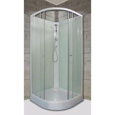 cabine de douche water grey