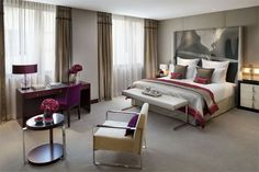 Mandarin Oriental Hotel by Wilmotte and Sybille de Margerie, Paris hotels and restaurants
