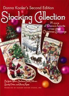 Christmas Stockings - Cross Stitch Patterns & Kits (Page 2)