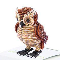 Minimal Bead Owl