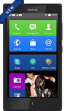 Buy Nokia X Mobile @ Rs. 8,390.