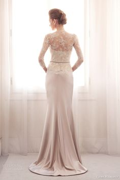 Gemy Maalouf Bridal 2014 Wedding Dresses | Wedding Inspirasi