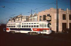 SEPTA Line 6 1981