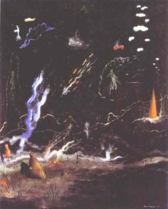 Autres oeuvres d'Yves Tanguy