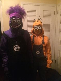 #dispicable me #minion #diy costumes