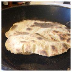 Buckwheat Potato Flat Bread - gluten-free, vegan, only 2 ingredients Raw Food Recipes, Gluten Free Recipes, Bread Recipes, Cooking Recipes, Savoury Baking, Anti Inflammatory Recipes, Foods With Gluten, Buckwheat, 2 Ingredients