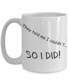 Been there! How about you? Grab this fun mug from The Golden Labyrinth shop on GearBubble - other    funny and exciting designs available as well. https://www.gearbubble.com/soidid