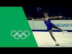 ▶ 15 Year Old Tara Lipinski Wins Figure Skating Gold | Olympic Rewind - YouTube