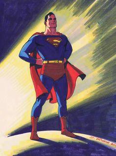 Superman by Steve Rude