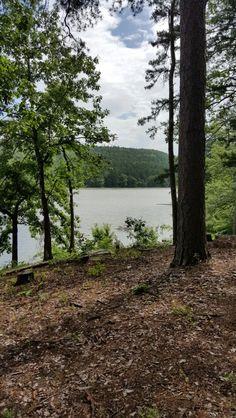 Cove Lake, Arkansas