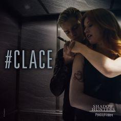 """S1 Ep7 """"Major Arcana"""" - Team #Clace. #Shadowhunters"""