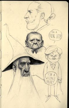 Jens Claessens Illustration Sketches, Drawing Sketches, Monochromatic Art, Laser Art, Arte Sketchbook, Beautiful Sketches, Amazing Drawings, Sketchbook Inspiration, Sketchbooks