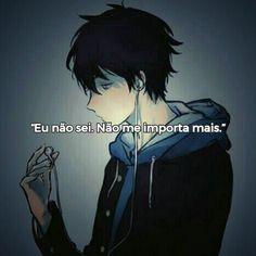 Translation~do not know. I do not care anymore I Still Miss You, Signo Libra, Gamers Anime, Sad Pictures, Otaku Meme, Sad Life, Im Sad, Anti Social, Quote Posters