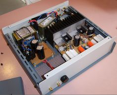 simple class a amplifier design - Google Search
