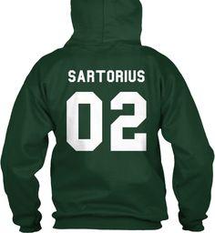 enfant taille Sartorius 02 t-shirt top slogan tumblr fangirl jacob femmes fit tee