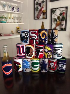 Beer covers nfl