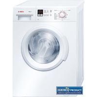 Bosch WAB28162GB (WAB28162) 1400 spin 6KG washing Machine A+++AB Rated,Aquaspa Wash System,15 Programmes,LED Indicator,White