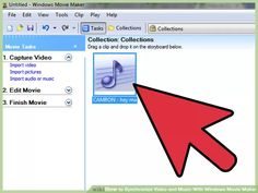 Image titled Synchronize Video and Music With Windows Movie Maker Step 2