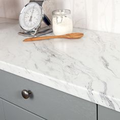 Strategy, methods, together with manual with regards to obtaining the greatest end result as well as creating the max use of Kitchen Worktop Ideas Marble Effect Kitchen Worktops, Farmhouse Remodel, Kitchen Remodel, Kitchen Interior, Kitchen Decor, Kitchen Ideas, Wood Laminate, Laminate Worktops, Kitchen Peninsula