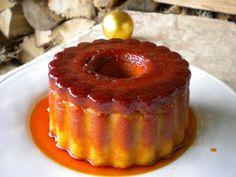 Pudim de pão - Portuguese Bread pudding (mum makes it often and I really like it)