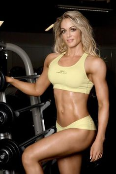 Raechelle Chase-female fitness and bodybuilding models-fitness beauties