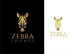 Zebra Lounge, Animal Logo, Logo Ideas, Display, Logos, Artwork, Cards, Floor Space, Work Of Art