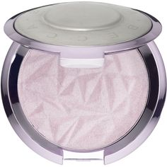 BECCA Shimmering Skin Perfector Pressed- Prismatic Amethyst Cheek ($38) ❤ liked on Polyvore featuring beauty products and makeup