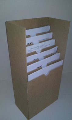 organizar papel cartulina carton - Google Search