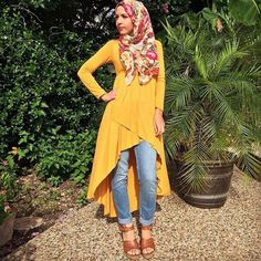 How to wear shirt dress with hijab https://www.facebook.com/pages/Just-for-trendy-girls/259887160735459