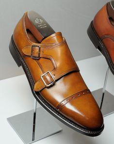 Double monk strap shoes FTW!