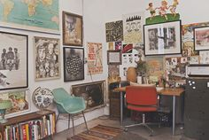 how i want my home studio to look