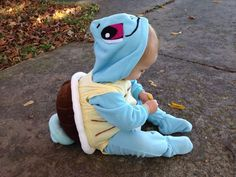 DIY – Do you want to build a Squirtle?