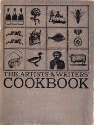 Un libro del 1961 che contiene le ricette preferite di artisti e scrittori! Lo conoscete?