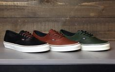 IMG 9486 1200 750x500 Vans Authentic Decon CA | July 2012 Releases