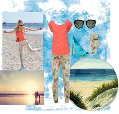 """summer"" by hooamanda on Polyvore"