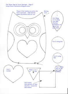 Owl Quilt Pattern | if you liked this pattern you may also enjoy my tutorial and pattern ...