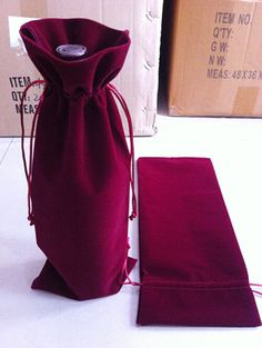 Find More Packaging Bags Information about 2015 High quality 100 pcs 15x37cm Wine Red Single bottle stamping Velvet wine pouches bags for Party wedding bomboniere as Gift,High Quality wine bottle carry bags,China bag for macbook air Suppliers, Cheap wine travel bag from Jewelry & Craft Store  on Aliexpress.com