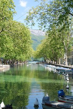 Annecy, France by Halliwell_Michael via Flickr