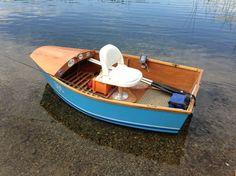 Port Ludlow Fly Fishing Pram