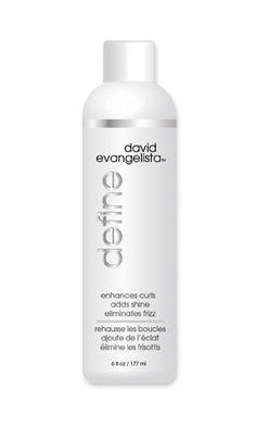 david evangelista beauty - define (curl enhancer/frizz tamer)