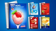 aha! design studio Beograd - Dizajn  ambalaže / pakovanja / robna marka  za hipermarkete  PLODINE  Packaging / brand /  private label
