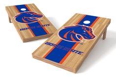 Boise State Broncos Cornhole Board Set - Court