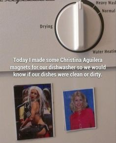 Christina Aguila, funny pictures