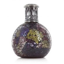 Brand: Ashleigh & Burwood Range: Fragrance Lamp Irridescent silver flecks sparkle amid a swirling cosmic mosaic of galactic purples, starry golds and burning reds in this handcraf Candle Shop, Beautiful Gifts, Fragrance Oil, Far Away, Discount Designer, Antique Silver, Branding Design, Christmas Bulbs, Mosaic
