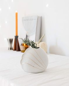 "Stephanie DuPont's Instagram post: ""The perfect piece for your #holiday mantle, whether you live by the sea or not! 🐚 • • • • • • #seashell #seaside #sea #ocean #beach #waves…"""