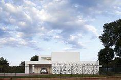 Domo Arquitetos Associados: Residência, Brasília -