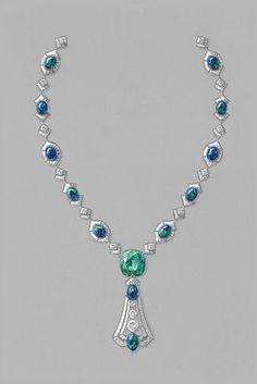Louis Vuitton Unveiled Acte V: The Escape Jewels In Paris