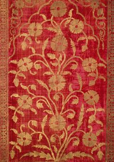 vintage indian textile